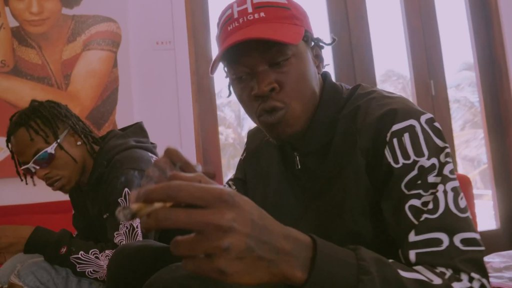 Skillibeng Real Boss ft Rich The Kid Jay Critch Official Music Video