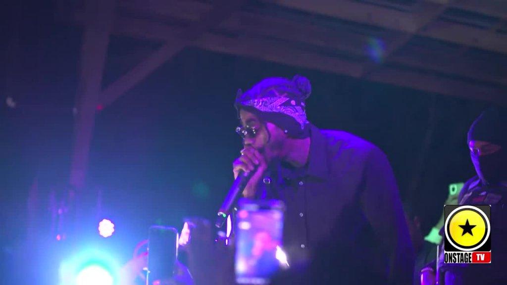 Alkaline Live Big Crowd In Tampa Florida_