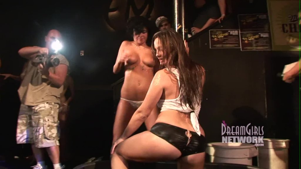 Dream Girls Strippers competition