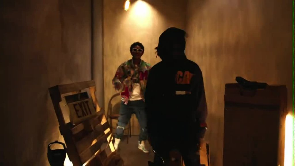 Conway The Machine ft Ludacris JID Scatter Brain Official Video