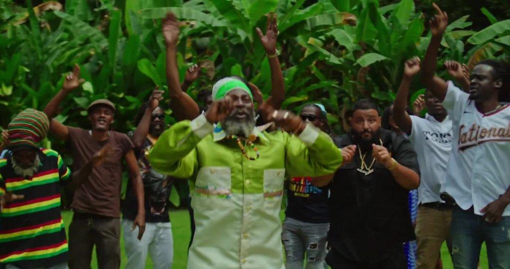 DJ Khaled WHERE YOU COME FROM Official Video ft Buju Banton Capleton Bounty Killer