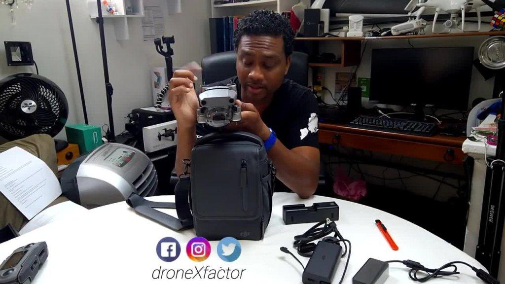 DJI Mavic 2 Zoom, Pro Drones & Fly More Kit Unboxing!.mp4