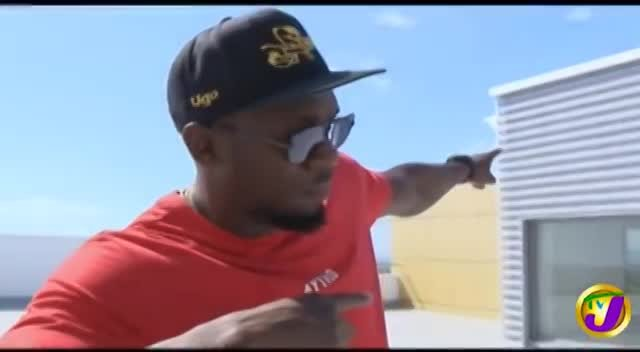 Usain Bolt: New Building & Riddim | TVJ Entertainment Report | December 13 2019