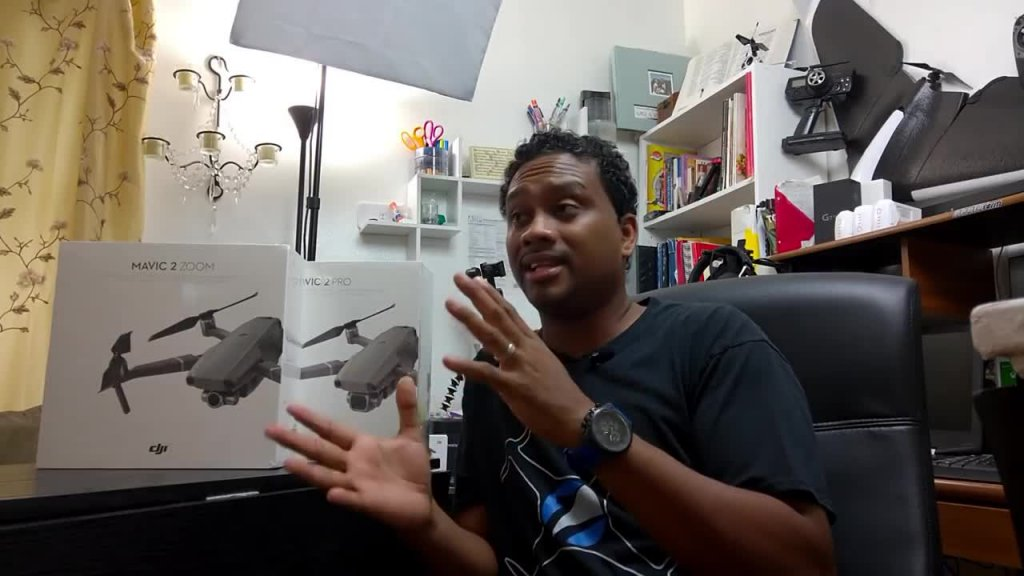 DJI Mavic 2 Zoom & Pro Drones Ends the Life of Mavic Pro.mp4