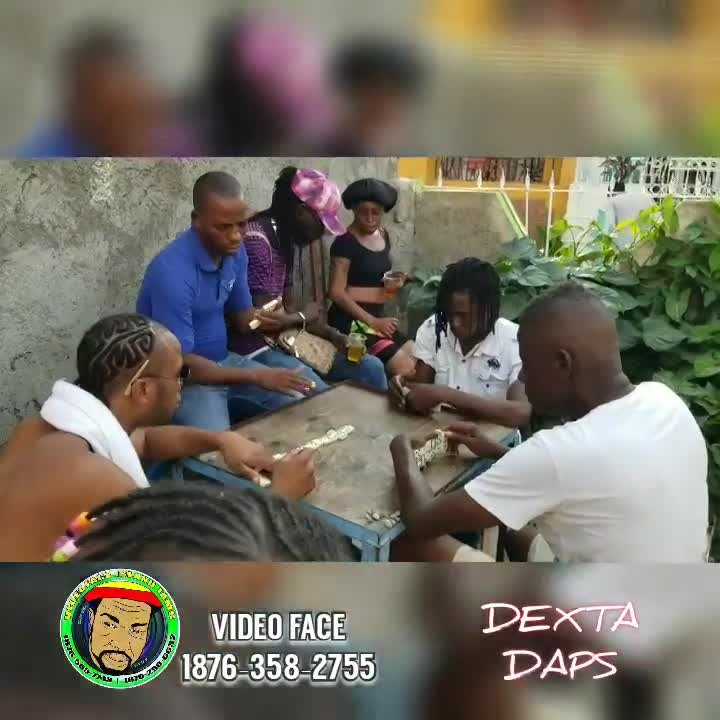 DEXTA DAPS & IS HOMIES PLAYING DOMINOES NEW YEAR'S EVE DAY SEAVIEW GARDENS 31 DEC 2019.mp4